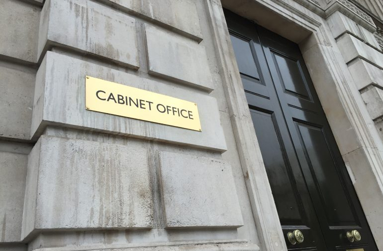Theresa May finishes building cabinet